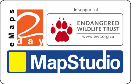 emap logo on maps